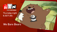 Utn promo - we bare bears (2016)