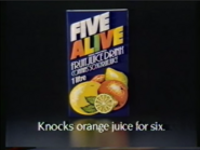 Five alive ek 1986