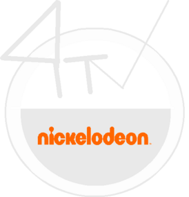 Nickelodeon On 4TV (New Logo)
