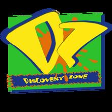 DiscoveryZoneLogo