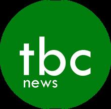 TBC News Logo 1986-1999