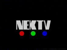 NEKTV ident 1968