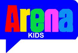 Arena Kids Minecraftia Logo 2013