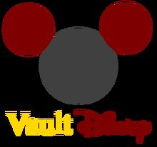 Vault Disney logo
