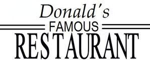 Donald's Famous Restaurant