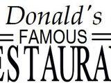 Donald's Restaurant