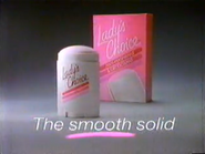Lady's Choice EK TVC 1991