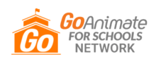 GoAnimate for Schools Network (2010-2012 and 2017-present)