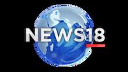 News 18 Intro Logo
