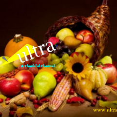 An alternative ident (Cornucopia) used in Thanksgiving 1999 and 2000. (USA only)