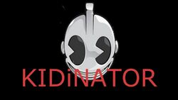 Kidinator Logo (Also from 2013-)