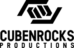 CubenRocks Productions 2018 logo