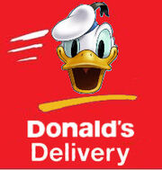 Donald's Restaurant Delivery
