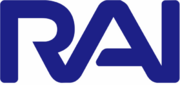 Logo of RAI (1983-1988)-1