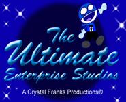 Ultimate Enterprise Studios Logo 1984 Party Man