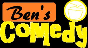 Ben's Comedy logo old