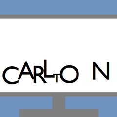 Computer ident, used when the website launched or general use.