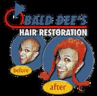 Bald Dee's 1995