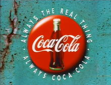 Always coca cola ek