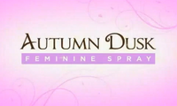 Autumn Dusk Feminine Spray 2009
