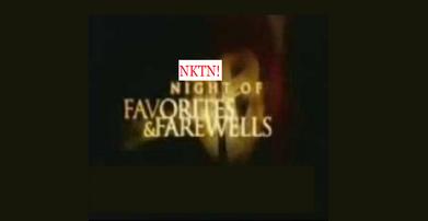 NKTN Night of Favorites & farewell