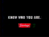 Steinlager commercial 2003