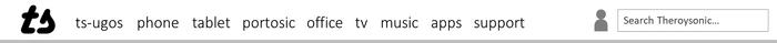 Theorysonic website header 2011