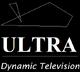 Ultra tv prelaunch logo 1995