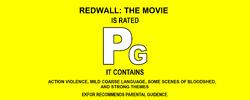 EKFGR Redwall The Movie
