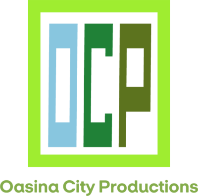 Oasina City Productions 1967 logo