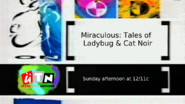 UTN promo - miraculous tales of ladybug and cat noir (march 2016)