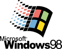 Windows 98 logo vector by pkmnct-d3i2myb