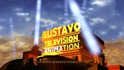 Gustavo Television Animation LOGO 2006