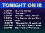 KWSB tonight 1987