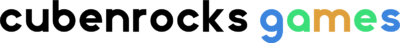 CubenRocks Games 2018 logo