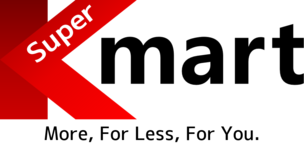 Super Kmart logo