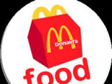 Donald's Food Box