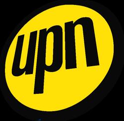 UPN logo (Gold)