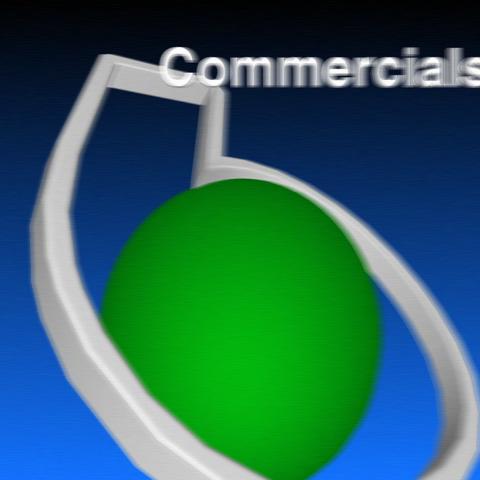 Commercial break ident (1994).