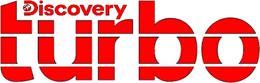 Discovery Turbo Minecraftia logo 2019