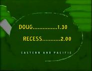 UToons TV Next bumper - Doug to Recess (2009)
