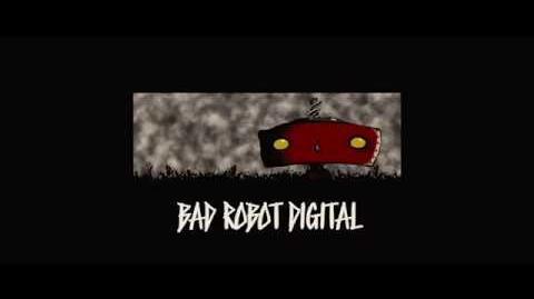 Bad Robot Digital (motion logo)