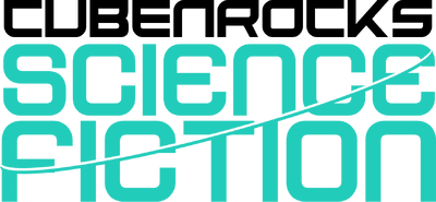 CubenRocks Science Fiction 2018 logo