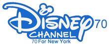 DISNEY Channel 3 2014 Logo