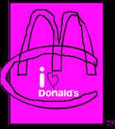 Donald's Restaurant (Barbie 2002)