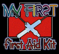 My First First Aid Kit 1996