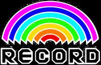 Rede Record Logo 1981