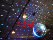 Ultra Disco Ball Ident 2004