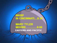 WKRP to Mary Tyler Moore