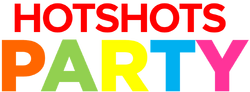 HotShots Party logo since 2016